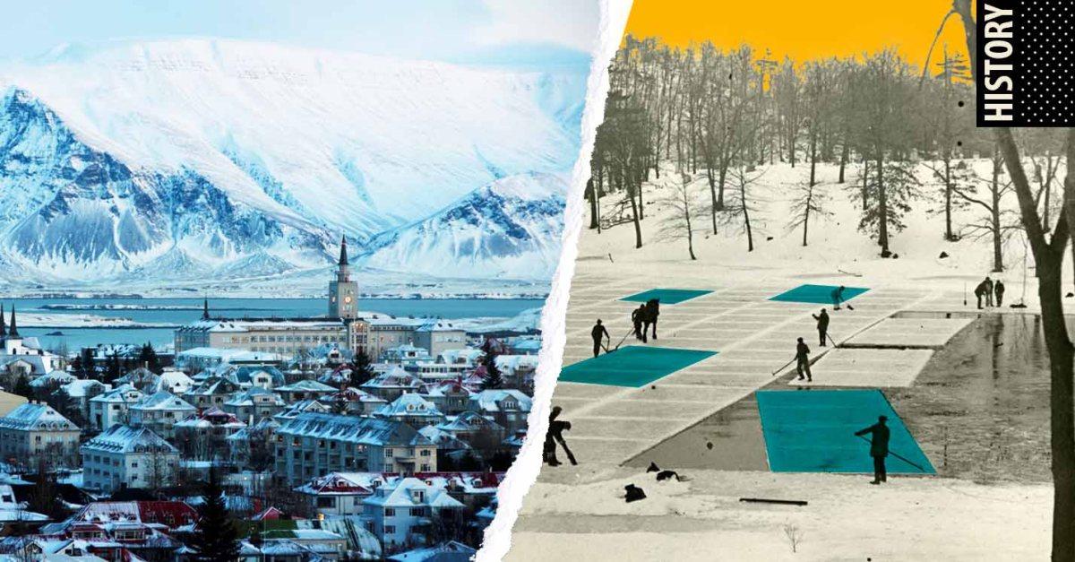 ทำไมไอซ์แลนด์ ต้องนำเข้าน้ำเเข็ง